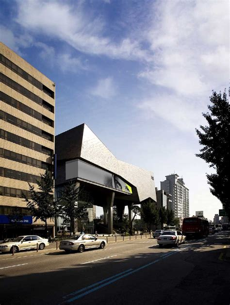 busan opera house boh korea competition  architect