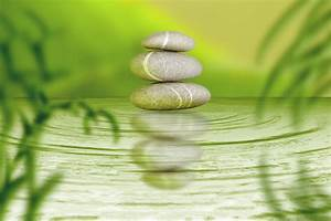 Bilder Feng Shui Steine : zen steine spa bambus balance objectif zen ~ Whattoseeinmadrid.com Haus und Dekorationen