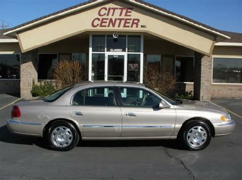 books about how cars work 1998 lincoln continental parking system lincoln continental information and photos momentcar