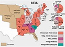 United States Presidential Elections: 1836