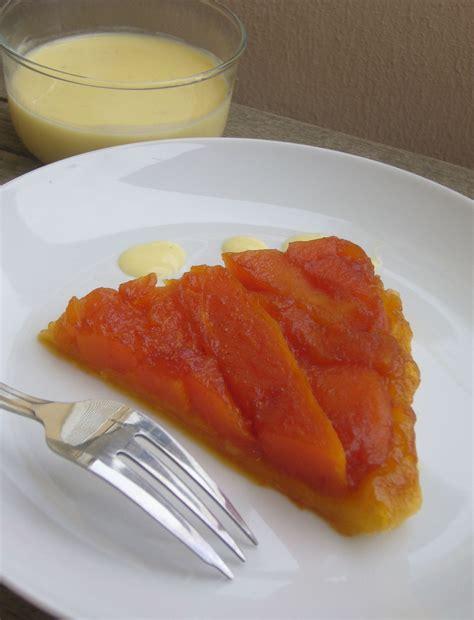 cuisiner la papaye tarte tatin à la papaye tea gourmand
