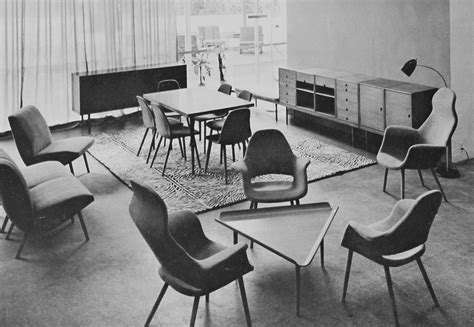 123 charles eames and eero saarinen chair from the