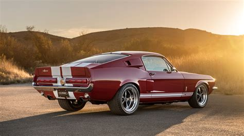 The G.t. 500cr Classic Shelby Mustang