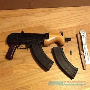 AK47 Micro Draco Pistol Century Arms Internatio for sale
