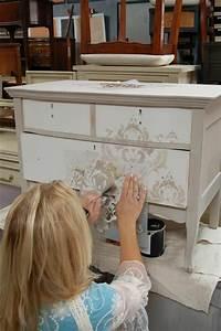 comment repeindre un meuble de salle a manger atelier With poncer avant de peindre