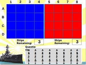 Battleship game sample 8 documents in word pdf excel ppt for Battleship powerpoint template