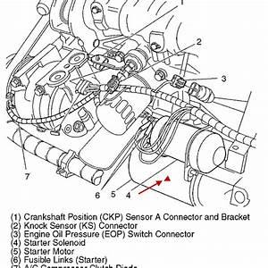 Engine Wont Crank  Hi  I Am Working On Buick Rendezvous