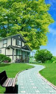 Download Home In Nature Mobile Wallpaper | Mobile Toones