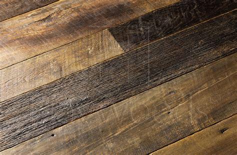 rustic engineered wood flooring recm2065 henley reclaimed dock oak extra rustic grade genuine reclaimed oiled plank engineered