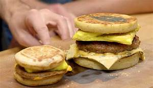 These Guys Created A $120 McDonald's McGriddle, Here's ...