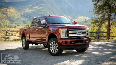 ford  series super duty limited  impressions