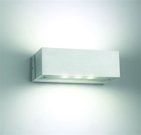 indoor 2x3w cube led wall l wall lighting fixture view