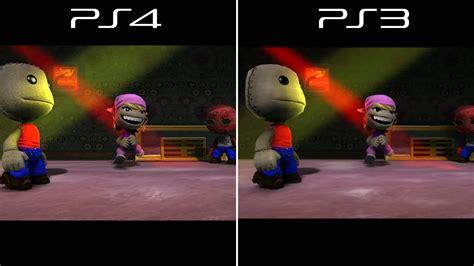 littlebigplanet  beta ps  ps graphics comparison