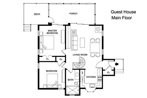 guest house floor plans exceptional house plans with guest house 14 guest house