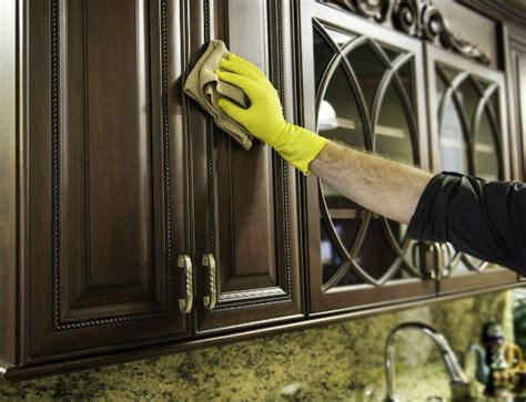 How To Remove Grease From Kitchen Cupboards by 3 Methods For How To Remove Grease From Kitchen Cabinets