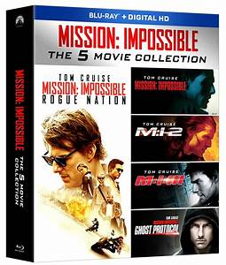 Mission Impossible 5 : mission impossible 5 movie collection multi format reg ~ Medecine-chirurgie-esthetiques.com Avis de Voitures