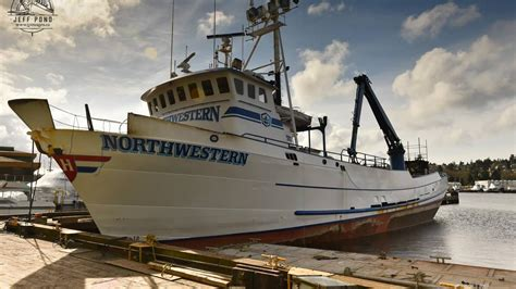 Northwestern Boat by Seattle Shipyards Flush With Work Including Repairs To