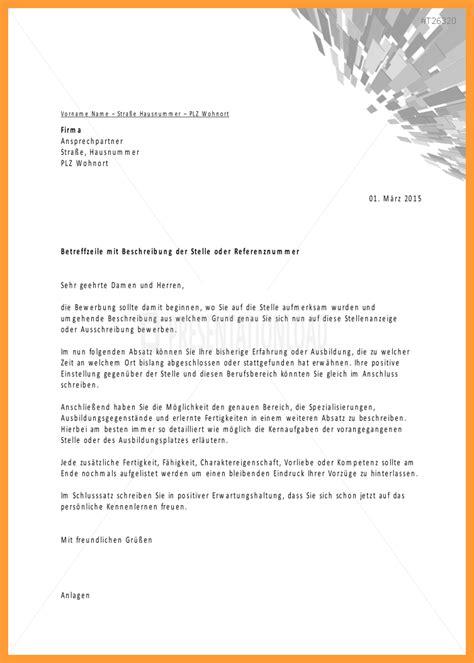 Vorlage Bewerbung Ausbildung by 17 Bewerbung Zfa Nach Ausbildung Babiesin Sheep Sclothing