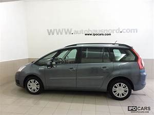 C4 Picasso 2009 : 2009 citroen grand c4 picasso 1 6 hdi fap autom gt 7 sitzer car photo and specs ~ Gottalentnigeria.com Avis de Voitures