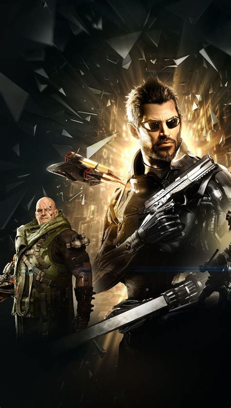 Deus Ex Animated Wallpaper - hd widescreen wallpapers deus ex mankind divided