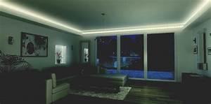 Eclairage Led En Ruban : ruban led pour chambre d coration et ambiance lumineuse ~ Premium-room.com Idées de Décoration