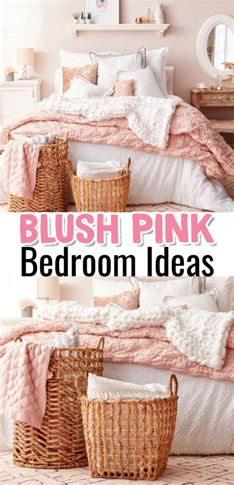 Bedroom Ideas Pink by Blush Pink Bedroom Ideas Dusty Bedroom Decor And