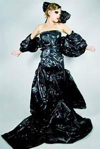 Trash Bag Dress | Recycled dresses | Pinterest | Eyes ...