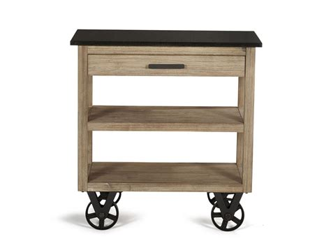 canape convertible alinea desserte de cuisine sur roulettes design quot usine quot et bois