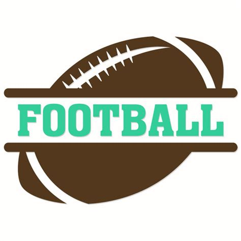 thanksgiving turkey football svg cuttable designs