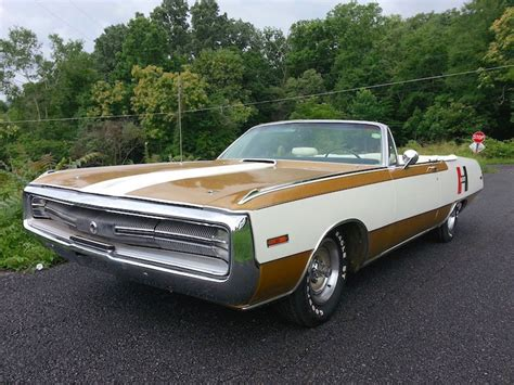 Chrysler For Sale by 1970 Chrysler 300h Convertible For Sale