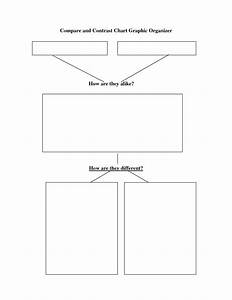 search results for compare contrast blank chart With compare and contrast graphic organizer template