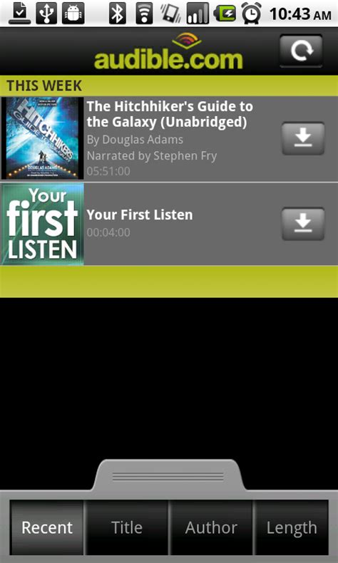 android audio books android app audible audio book player beta