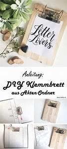Klemmbrett Selber Machen : letter lovers beyzacreates zu gast bilder wohndeko diy clipboard und upcycle ~ Eleganceandgraceweddings.com Haus und Dekorationen