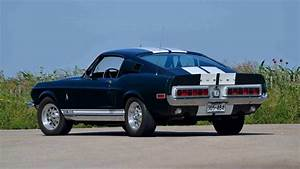 1968 Shelby GT500 Fastback Dual Quad 428 CI, 4-Speed | Lot ...