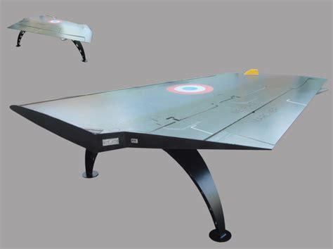 bureau jaguar vintage mobilier aeronautique design