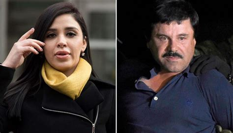 Wife of Mexican drug lord 'El Chapo' arrested at US ...