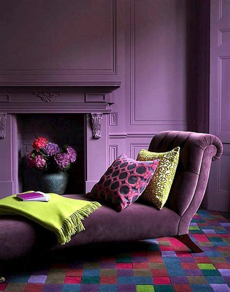canapé couleur prune 80 idées d 39 intérieur pour associer la couleur prune