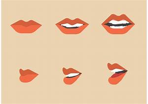 Free Mouth Talking Vector Pack - Download Free Vector Art ...