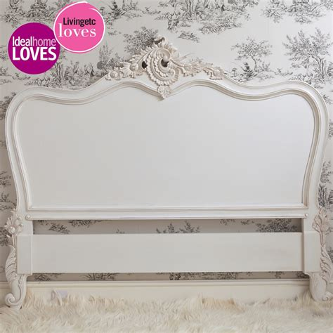 White Headboard King by Upholstered And Headboards Bedroom Company