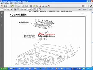 Lexus Rx350 330 300 Mcu15 Series 2000 Service Manual