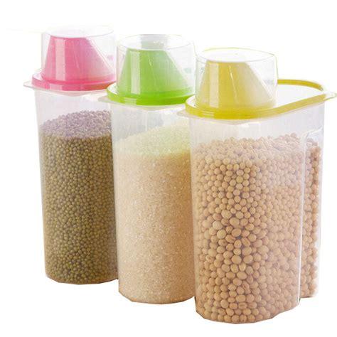 canisters kitchen decor vasilhas de cozinha de plástico vender por atacado
