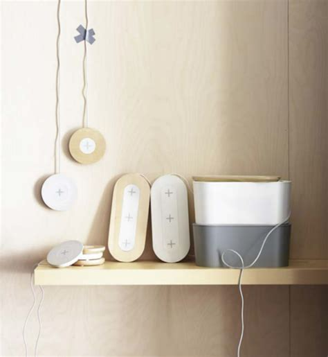 Review Ikea Wirelesscharging Furniture Is Stylish And