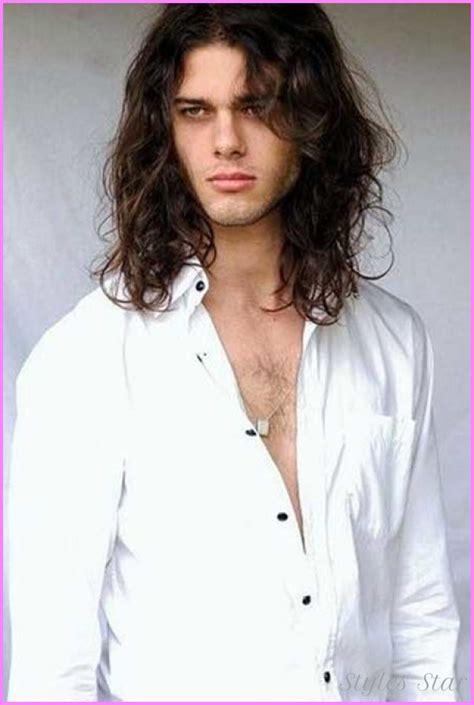 cool haircuts for guys with kinda long hair stylesstar com