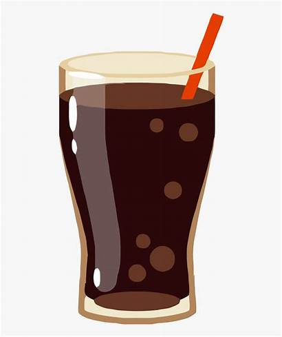 Soft Drinks Clipart Drink Cola Cold Carbonated