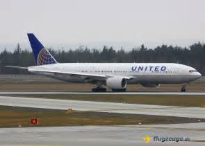 United Airlines Boeing 777 200 Seating