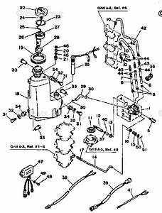 Yamaha Outboard Parts By Hp 90hp Oem Parts Diagram For Oil