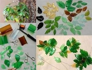 Deco De Noel Avec Bouteille En Plastique : 18 id es cr atives pour recycler des bouteilles plastique page 4 ~ Dallasstarsshop.com Idées de Décoration