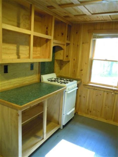 cabin kitchen picture of allegany state park cground