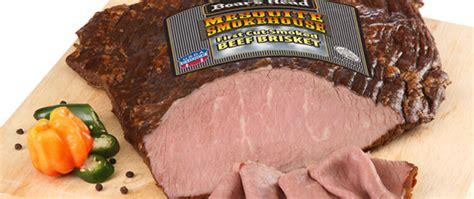 best cut of beef to smoke mesquite smokehouse 1st cut smoked seasoned beef brisket boar s head