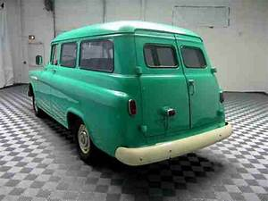 Buy New 1955 Chevy Suburban Carryall  Frame Off Restored